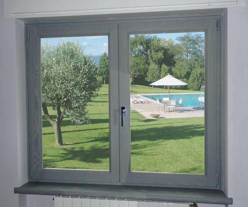 finestra blindata