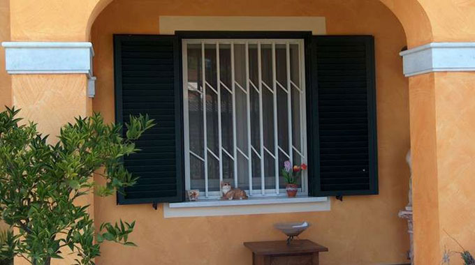 grate finestre tender p450