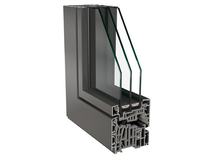 infissi finstral alluminio