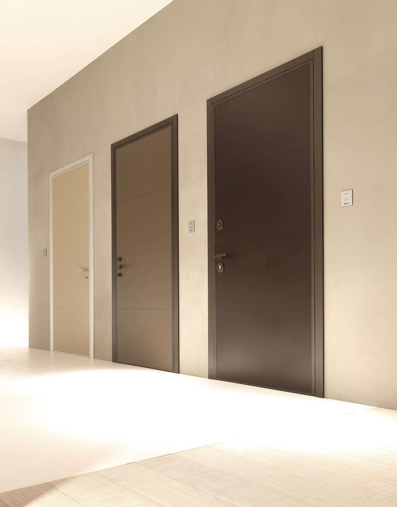 Porta blindata Bauxt Plank