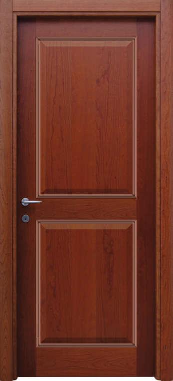 porta marrone